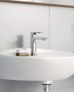 Pilt 4 - Valamusegisti Estetic võimaldab vee vooluhulga seadistamist!