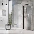 Proovi vannitoasisustuses musta värvi