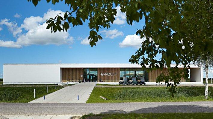 Pilt 3 - Pärnu golfiklubi peamaja ehitati ECOTERM+ plokkidest