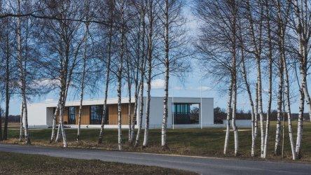 Pilt 2 - Pärnu golfiklubi peamaja ehitati ECOTERM+ plokkidest