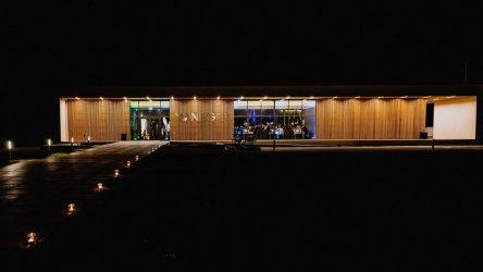 Pilt 7 - Pärnu golfiklubi peamaja ehitati ECOTERM+ plokkidest