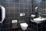 Eksklusiivne ja ajatu disain - tualettruumide tootesari Stainless Design DAN DRYER