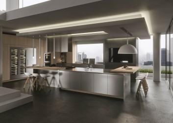 Pilt 11 - ARRITAL CUCINE - teerajaja köögimööbli disainis