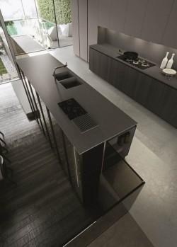 Pilt 12 - ARRITAL CUCINE - teerajaja köögimööbli disainis