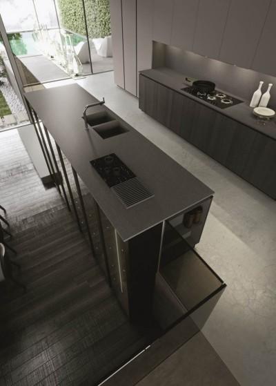 ARRITAL CUCINE - teerajaja köögimööbli disainis - 8