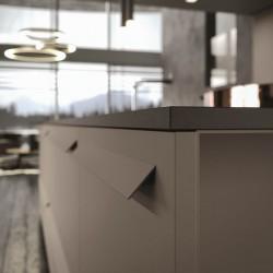 Pilt 21 - ARRITAL CUCINE - teerajaja köögimööbli disainis
