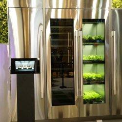 Uuenduslikus nutikas aianduskapis valmivad värsked ürdid ja köögiviljad aastaringselt.