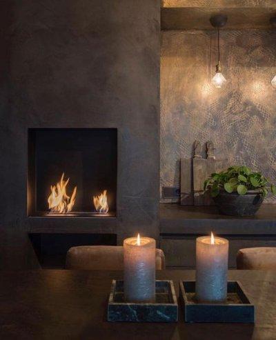 Pilt 5 - Kasuta elavat tuld või biokaminat.