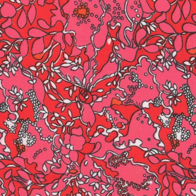Näitus Mustrid (Kreenholmi tekstiilidisain) 30.01-20.05.2020
