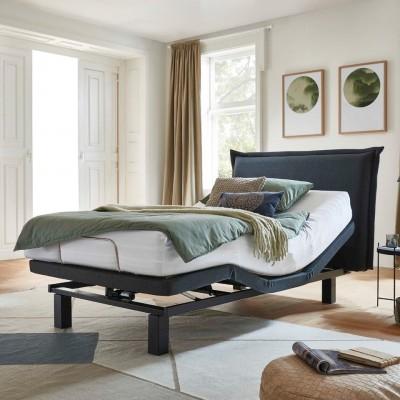 Pilt 2 - Nutikas voodi Ergomotion 40+ Slim - pea ja jalgade tõstmine, juhtmevaba pult