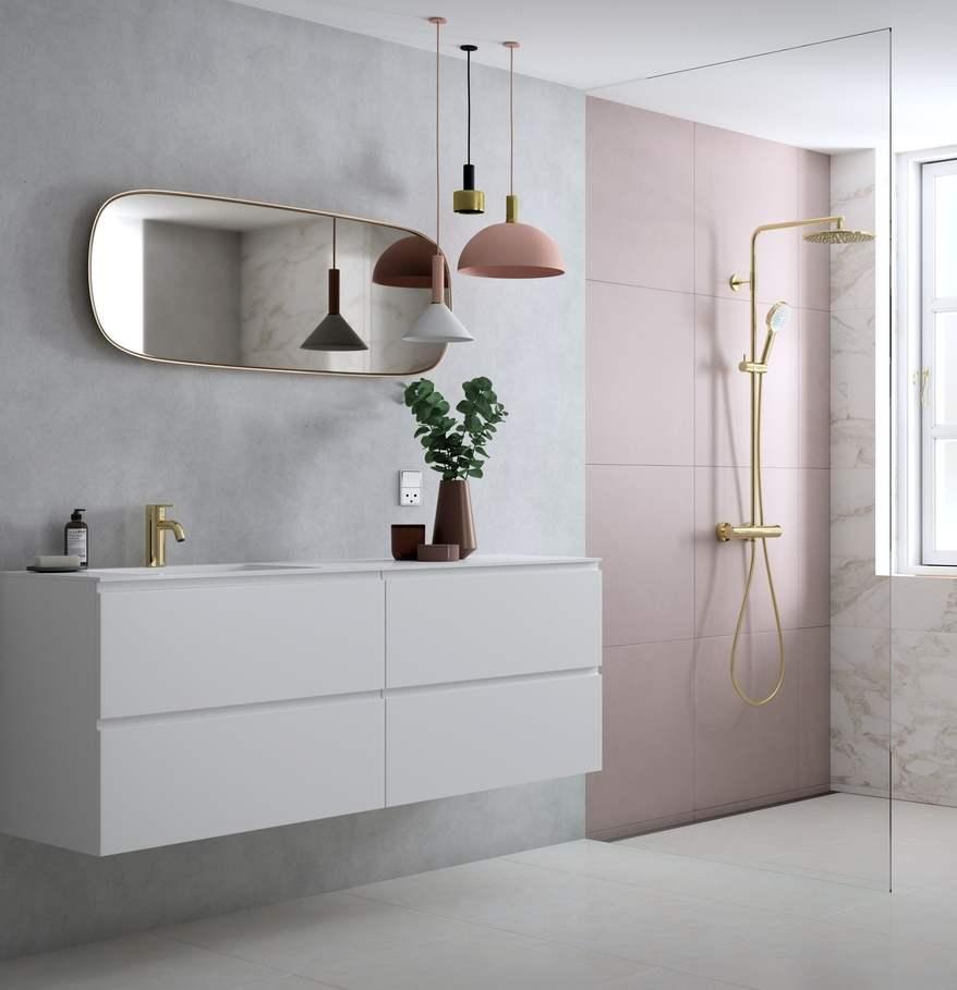 Damixa Silhouet vannitoasegistid