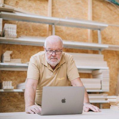 Intervjuu Radis Furniture peadisainer Raul Abneriga