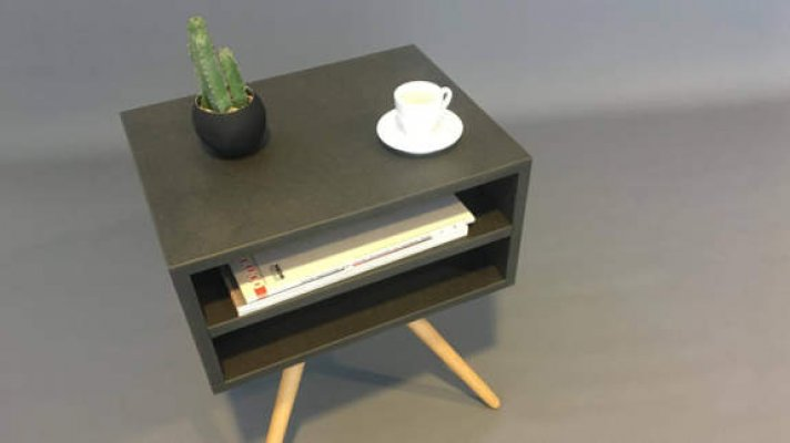 Pilt 2 - Forescolor MDF plaat mööbli valmistamiseks