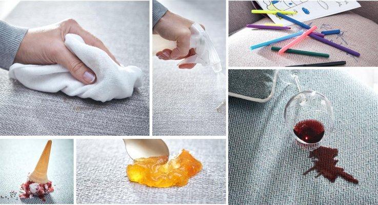 Pilt 4 - Mistahes pleki puhastamine on lihtne!