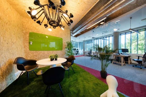 Pilt 20 - Derivco Eesti töötajasõbralik kontor Tallinnas