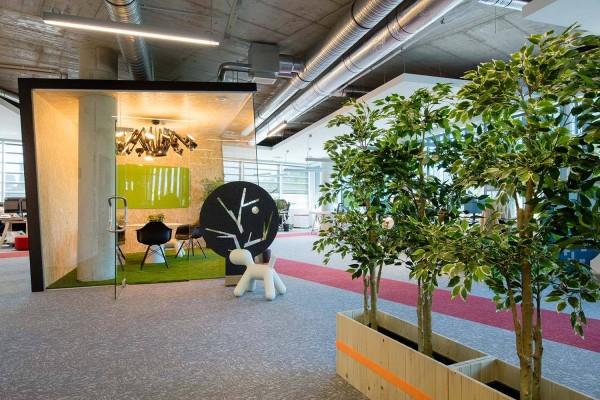 Pilt 13 - Derivco Eesti töötajasõbralik kontor Tallinnas