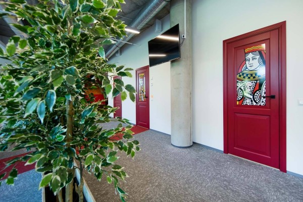 Pilt 22 - Derivco Eesti töötajasõbralik kontor Tallinnas