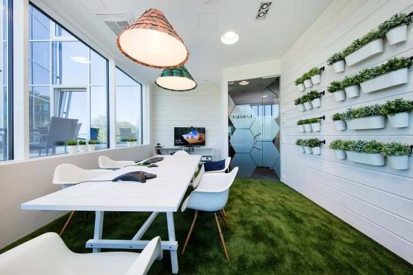 Pilt 11 - Derivco Eesti töötajasõbralik kontor Tallinnas