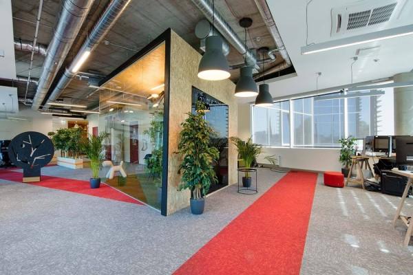 Pilt 9 - Derivco Eesti töötajasõbralik kontor Tallinnas