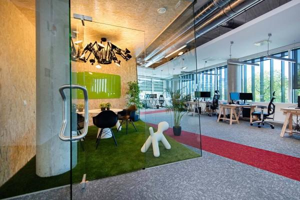 Pilt 16 - Derivco Eesti töötajasõbralik kontor Tallinnas