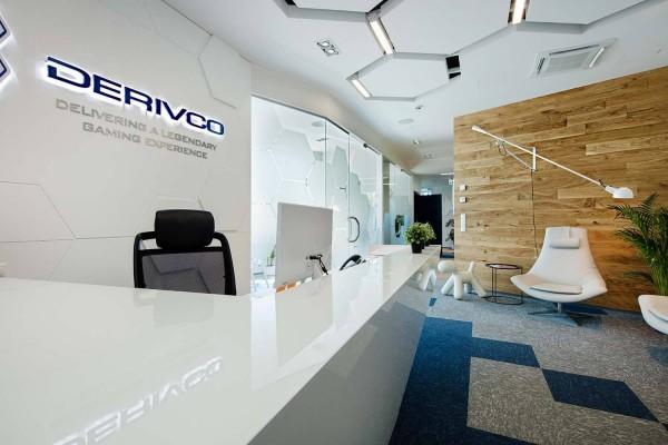 Pilt 2 - Derivco Eesti töötajasõbralik kontor Tallinnas
