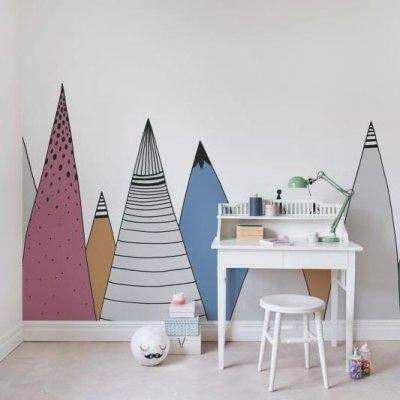 Seinte dekoreerimise ideed lastetuppa