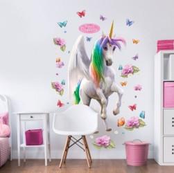 Pilt 16 - Unicorn seinakleebis
