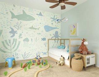 Pilt 4 - Tapeet väikelapse tuppa