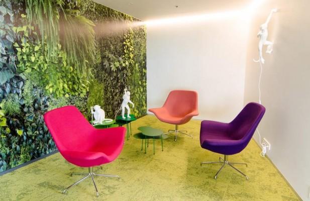 Pilt 18 - Galerii - Telia büroohoone rajamisel lähtuti kõige uusimatest trendidest