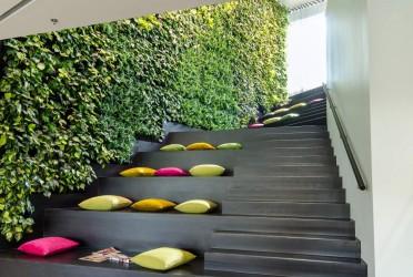 33 - Galerii - Telia büroohoone rajamisel lähtuti kõige uusimatest trendidest
