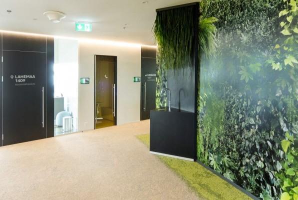 Pilt 15 - Galerii - Telia büroohoone rajamisel lähtuti kõige uusimatest trendidest