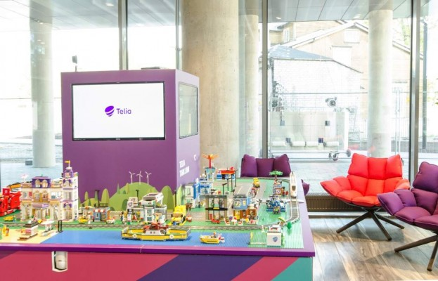 Pilt 35 - Galerii - Telia büroohoone rajamisel lähtuti kõige uusimatest trendidest