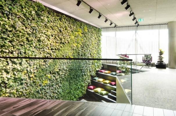 Pilt 23 - Galerii - Telia büroohoone rajamisel lähtuti kõige uusimatest trendidest