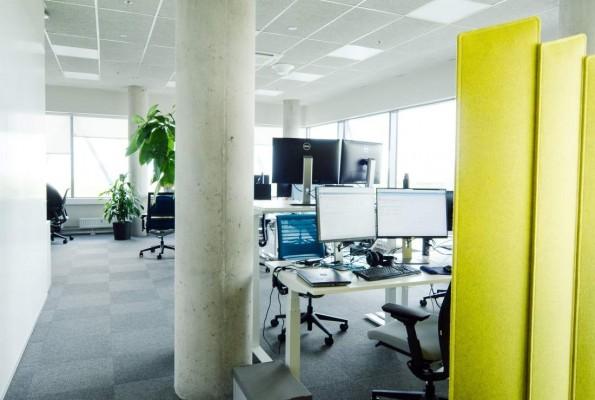 Pilt 29 - Galerii - Telia büroohoone rajamisel lähtuti kõige uusimatest trendidest