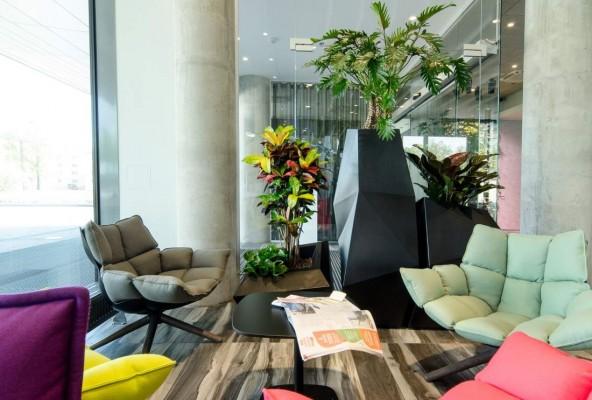 Pilt 34 - Galerii - Telia büroohoone rajamisel lähtuti kõige uusimatest trendidest