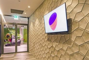 14 - Galerii - Telia büroohoone rajamisel lähtuti kõige uusimatest trendidest