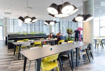 81 - Galerii - Telia büroohoone rajamisel lähtuti kõige uusimatest trendidest