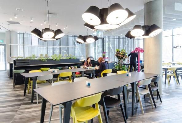 Pilt 25 - Galerii - Telia büroohoone rajamisel lähtuti kõige uusimatest trendidest