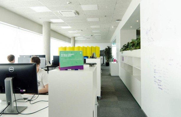 Pilt 30 - Galerii - Telia büroohoone rajamisel lähtuti kõige uusimatest trendidest