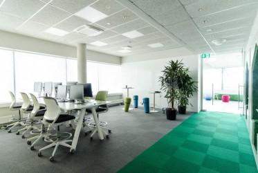 8 - Galerii - Telia büroohoone rajamisel lähtuti kõige uusimatest trendidest