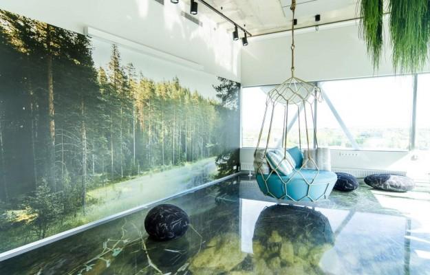 Pilt 5 - Galerii - Telia büroohoone rajamisel lähtuti kõige uusimatest trendidest