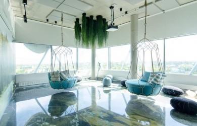 23 - Galerii - Telia büroohoone rajamisel lähtuti kõige uusimatest trendidest