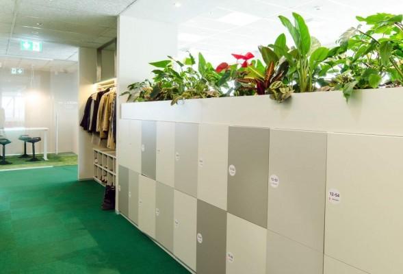 Pilt 32 - Galerii - Telia büroohoone rajamisel lähtuti kõige uusimatest trendidest