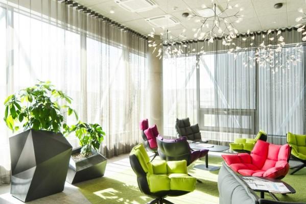 Pilt 3 - Galerii - Telia büroohoone rajamisel lähtuti kõige uusimatest trendidest