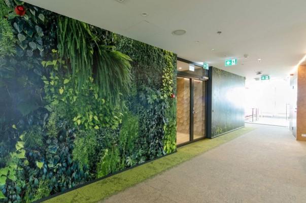 Pilt 14 - Galerii - Telia büroohoone rajamisel lähtuti kõige uusimatest trendidest
