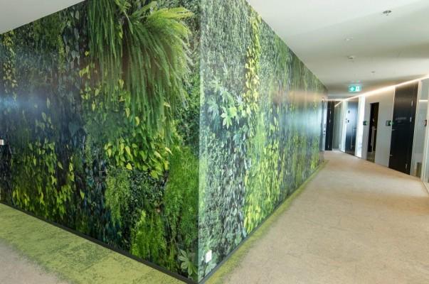 Pilt 11 - Galerii - Telia büroohoone rajamisel lähtuti kõige uusimatest trendidest