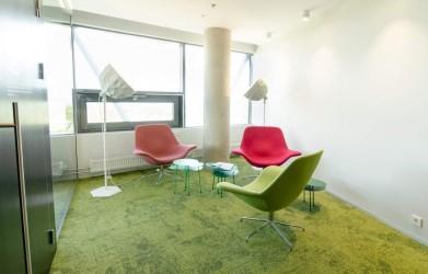 5 - Galerii - Telia büroohoone rajamisel lähtuti kõige uusimatest trendidest