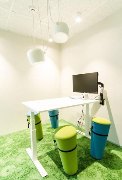 Pilt 26 - Galerii - Telia büroohoone rajamisel lähtuti kõige uusimatest trendidest