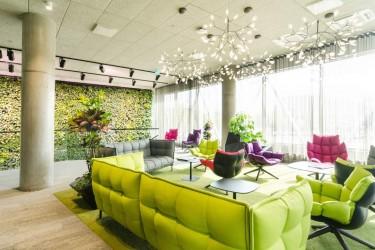 37 - Galerii - Telia büroohoone rajamisel lähtuti kõige uusimatest trendidest