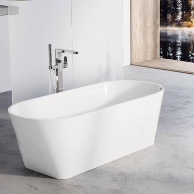 Akrüülikihi paksus mõjutab vanni kvaliteeti
